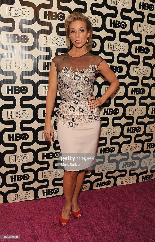 Actress Cheryl Hines attends HBO's 70th Annual Golden Globes after party at Circa 55 Restaurant on January 13, 2013 in Los Angeles, California.