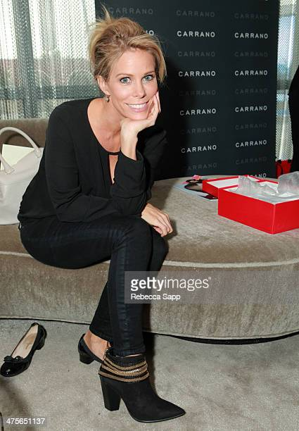 Actress Cheryl Hines attends Kari Feinstein's PreAcademy Awards Style Lounge at the Andaz West Hollywood on February 28 2014 in Los Angeles California