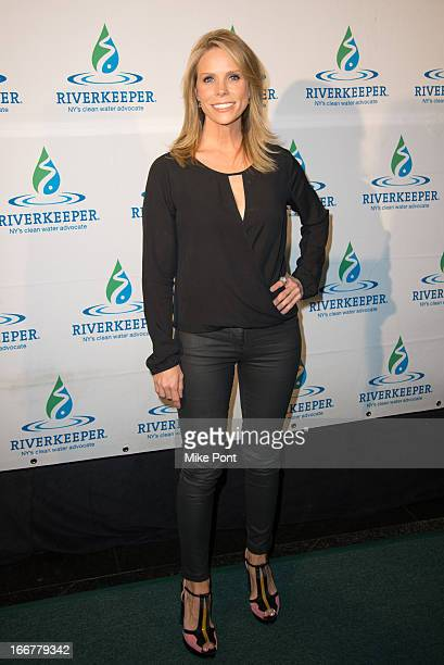 Actress Cheryl Hines attends the 2013 Riverkeeper's Fishermen's Ball at Pier 60 on April 16 2013 in New York City