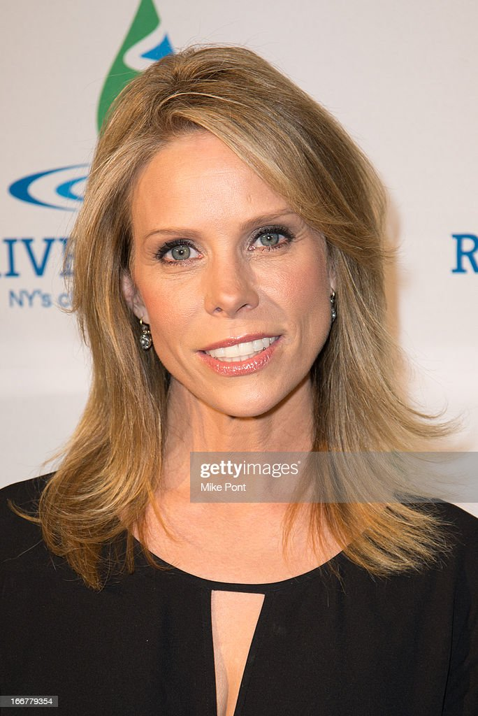Actress Cheryl Hines attends the 2013 Riverkeeper's Fishermen's Ball at Pier 60 on April 16, 2013 in New York City.