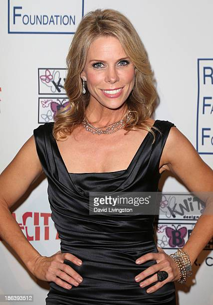 Actress Cheryl Hines attends the InnerCity Arts 2013 Imagine Gala at the Beverly Hilton Hotel on October 30 2013 in Beverly Hills California