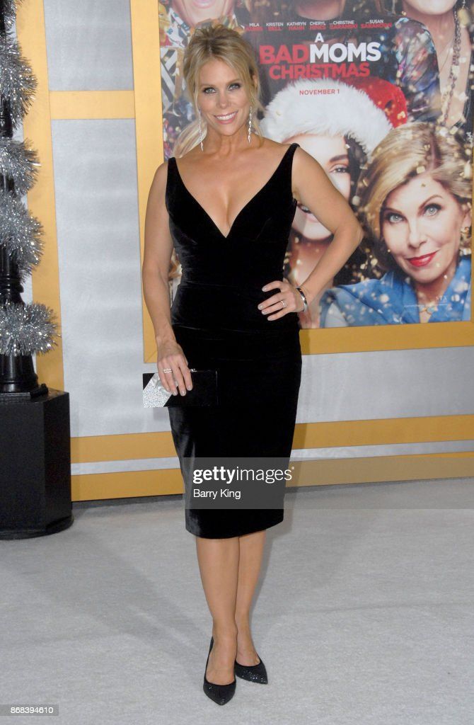 Actress Cheryl Hines attends the premiere of STX Entertainment's 'A Bad Mom's Christmas' at Regency Village Theatre on October 30, 2017 in Westwood, California.