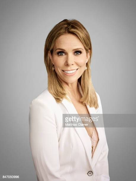 Actress Cheryl Hines from 'Son of Zorn' is photographed for Entertainment Weekly Magazine on July 23 2016 at Comic Con in the Hard Rock Hotel in San...