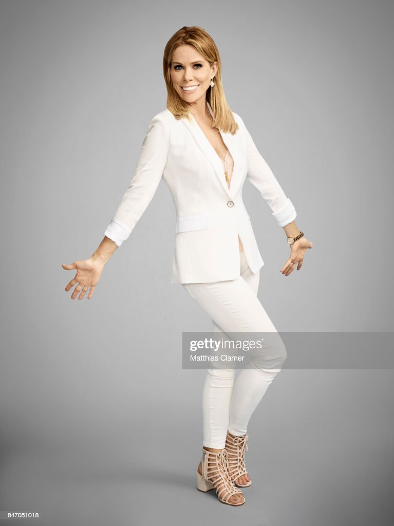 Actress Cheryl Hines from 'Son of Zorn' is photographed for Entertainment Weekly Magazine on July 23, 2016 at Comic Con in the Hard Rock Hotel in San Diego, California.