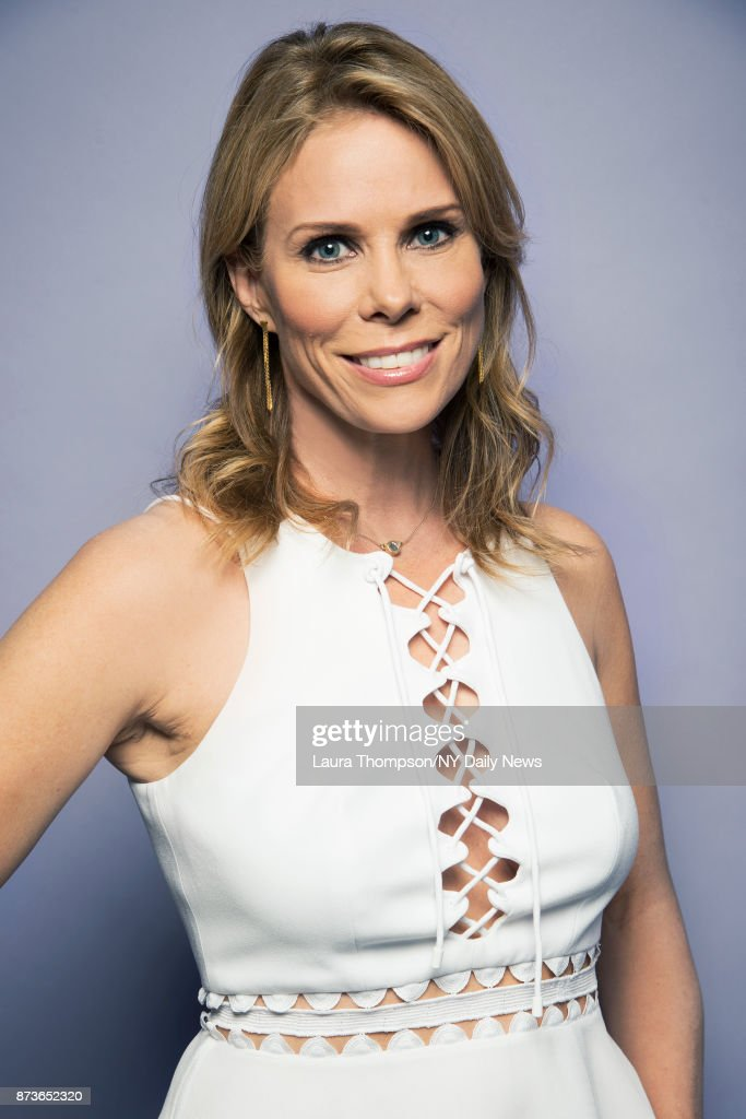 Actress Cheryl Hines photographed for NY Daily News on October 9, 2016, in New York City.