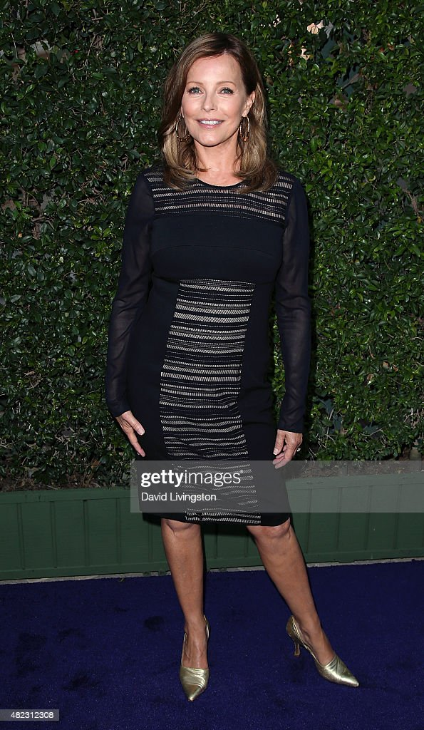 Actress Cheryl Ladd attends Hallmark Channel and Hallmark Movies and Mysteries at the 2015 Summer TCA Tour at a private residence on July 29, 2015 in Beverly Hills, California.