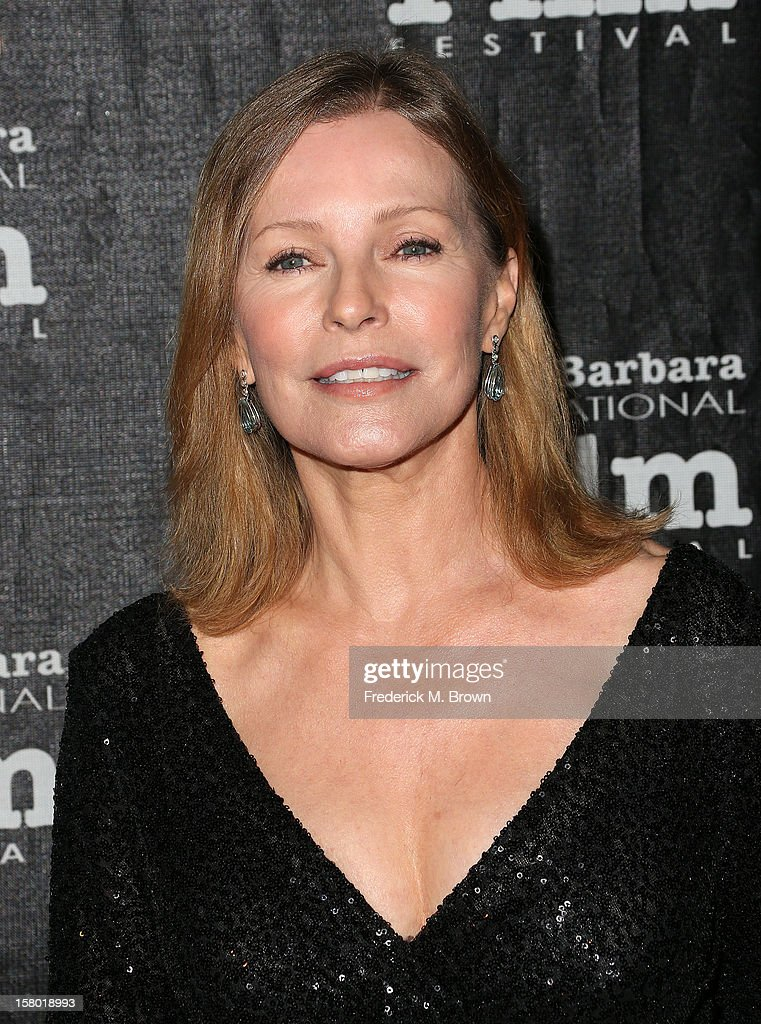 Actress Cheryl Ladd attends the SBIFF's 2012 Kirk Douglas Award For Excellence In Film during the Santa Barbara Film Festival on December 8, 2012 in Goleta, California.