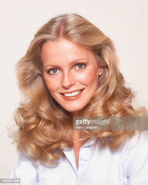 Actress Cheryl Ladd poses for a portrait in 1980 in Los Angeles California