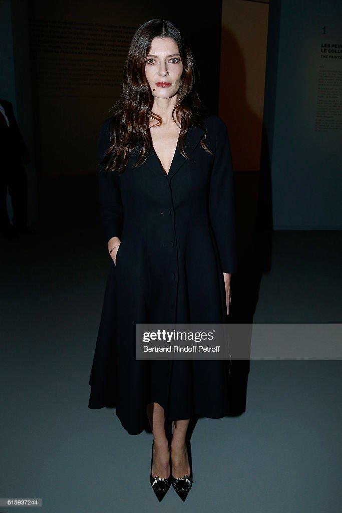 """""""Icones de l'Art Moderne, La Collection Chtchoukine"""" : Cocktail At Louis Vuitton Foundation In Paris"""