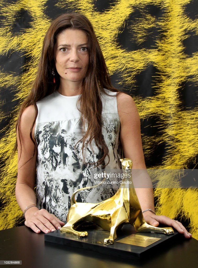 63rd Locarno Film Festival - Excellence Award Moet & Chandon Photocall