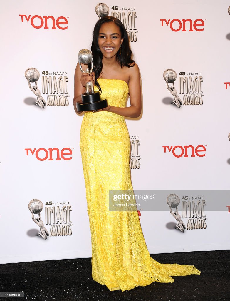 45th NAACP Image Awards - Press Room