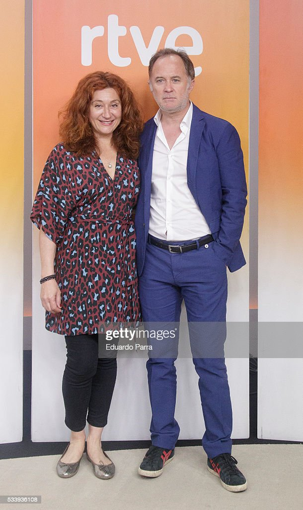 Actress Chiqui Fernandez attends 'El hombre de tu vida' press conference at RTVE studios on May 24, 2016 in Madrid, Spain.