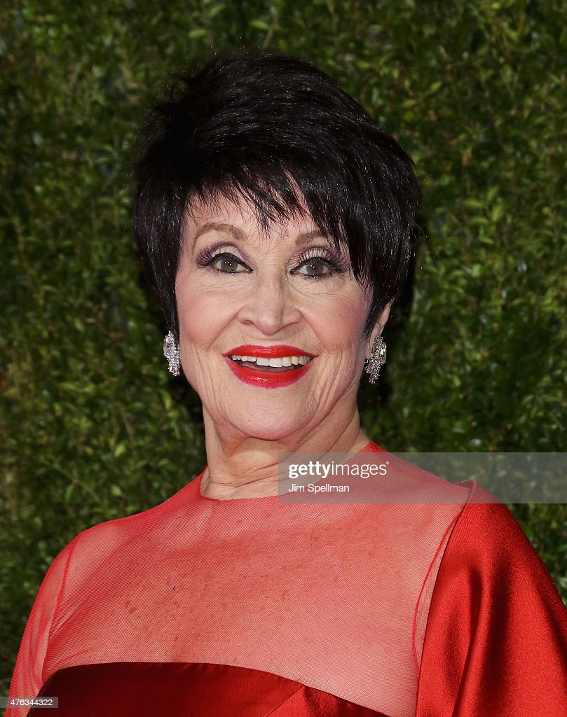 Actress Chita Rivera attends American Theatre Wing's 69th Annual Tony Awards at Radio City Music Hall on June 7, 2015 in New York City.