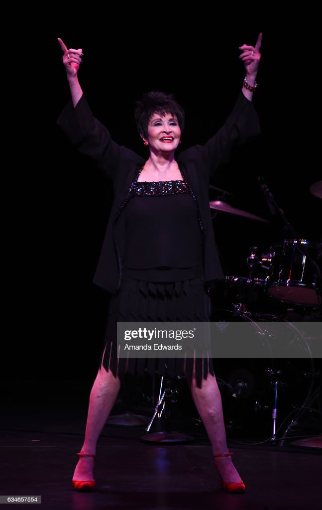 "The Eli And Edythe Broad Stage Present ""Chita: A Legendary Celebration"""