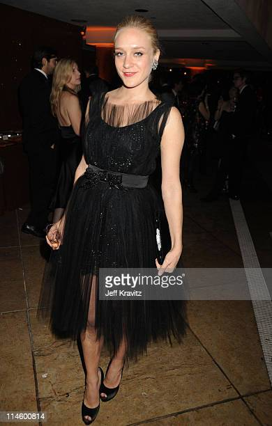 Actress Chloë Sevigny attends the 67th Annual Golden Globe Awards official HBO After Party held at Circa 55 Restaurant at The Beverly Hilton Hotel on...