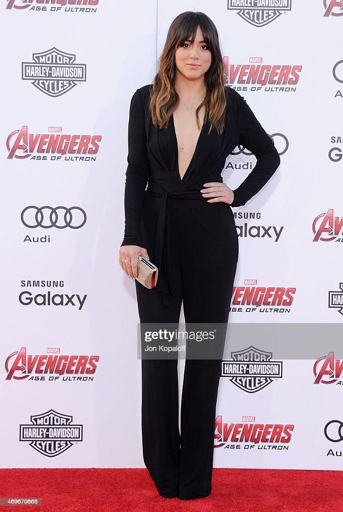 "Marvel's ""Avengers Age Of Ultron""  - Los Angeles Premiere - Arrivals"
