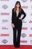 Actress Chloe Bennet arrives at the Los Angeles Premiere Marvel's 'Avengers Age Of Ultron' at Dolby Theatre on April 13 2015 in Hollywood California