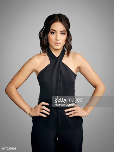 Actress Chloe Bennet from 'Marvel's Agents of SHIELD' is photographed for Entertainment Weekly Magazine on July 23 2016 at Comic Con in the Hard Rock...