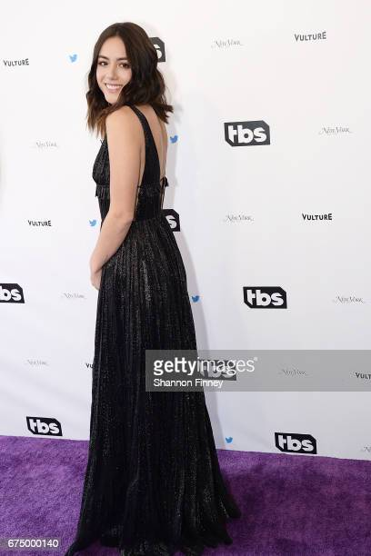 Actress Chloe Bennet of 'Agents of SHIELD attends the 'Not the White House Correspondents' Dinner' at DAR Constitution Hall on April 29 2017 in...