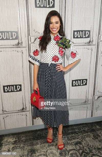 Actress Chloe Bridges attends Build Presents Vanessa Williams Star Jones Chloe Bridges Camille Guaty Fiona Gubelmann Discussing 'Daytime Divas' at...
