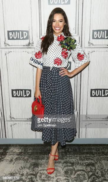 Actress Chloe Bridges attends Build to discuss 'Daytime Divas' at Build Studio on May 31 2017 in New York City