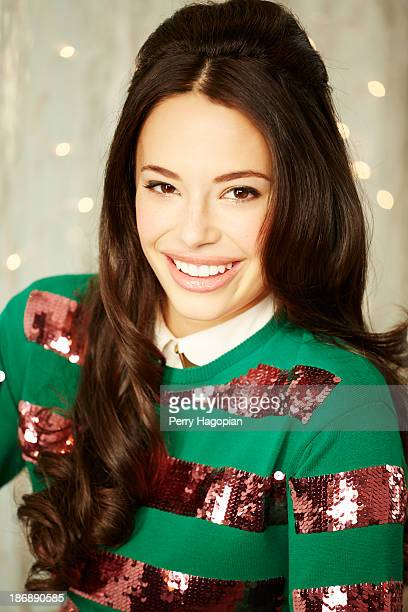 Actress Chloe Bridges is photographed for Us Weekly Magazine on November 30 2012 in New York City PUBLISHED IMAGE