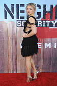 Actress Chloe Grace Moretz arrives at the Los Angeles Premiere 'Neighbors 2 Sorority Rising' at Regency Village Theatre on May 16 2016 in Los Angeles...