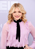 Actress Chloe Grace Moretz attends the 24th annual Women in Entertainment Breakfast hosted by The Hollywood Reporter at Milk Studios on December 9...