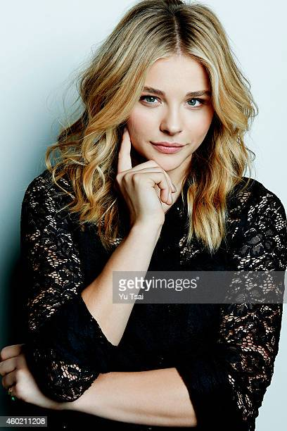 Actress Chloe Grace Moretz is photographed for Variety on September 6 2014 in Toronto Ontario