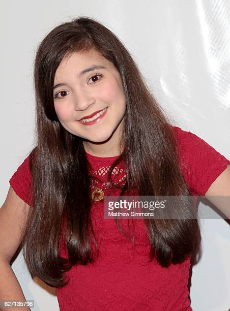 Actress Chloe Noelle attends the #StopBullyingNow Celebrity Charity SocialMixer at The Big House on December 1 2016 in Los Angeles California