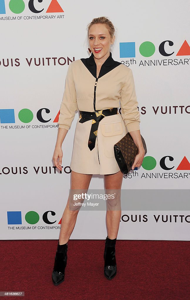 Actress <a gi-track='captionPersonalityLinkClicked' href=/galleries/search?phrase=Chloe+Sevigny&family=editorial&specificpeople=201550 ng-click='$event.stopPropagation()'>Chloe Sevigny</a> arrives at the MOCA 35th Anniversary Gala Celebration at The Geffen Contemporary at MOCA on March 29, 2014 in Los Angeles, California.