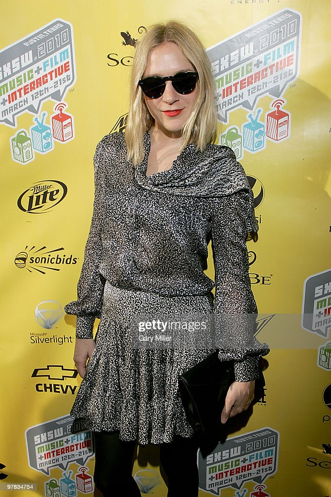 Actress <a gi-track='captionPersonalityLinkClicked' href=/galleries/search?phrase=Chloe+Sevigny&family=editorial&specificpeople=201550 ng-click='$event.stopPropagation()'>Chloe Sevigny</a> arrives on the red carpet for a screening of Mr. Nice at the Paramount Theater during the South By Southwest Film Festival on March 14, 2010 in Austin, Texas.