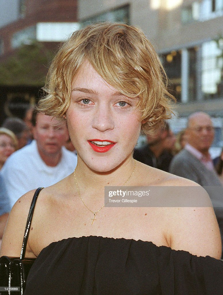 Actress Chloe Sevigny arrives to the premiere of the movie, 'Boys Don''t Cry' in New York City on October 1, 1999.