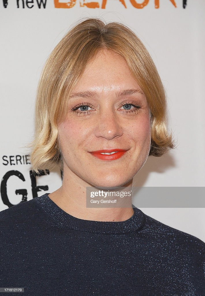 Actress Chloe Sevigny attend 'Orange Is The New Black' New York Premiere at The New York Botanical Garden on June 25, 2013 in New York City.