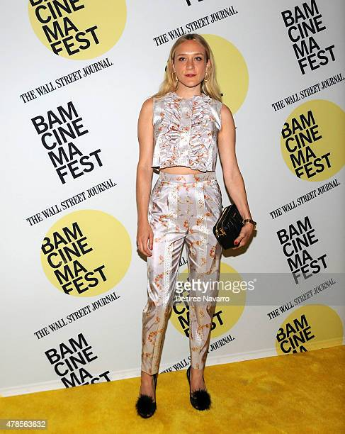 Actress Chloe Sevigny attends BAMcinemaFest 2015 'Kids' 20th Anniversary Screening at BAM Peter Jay Sharp Building on June 25 2015 in New York City