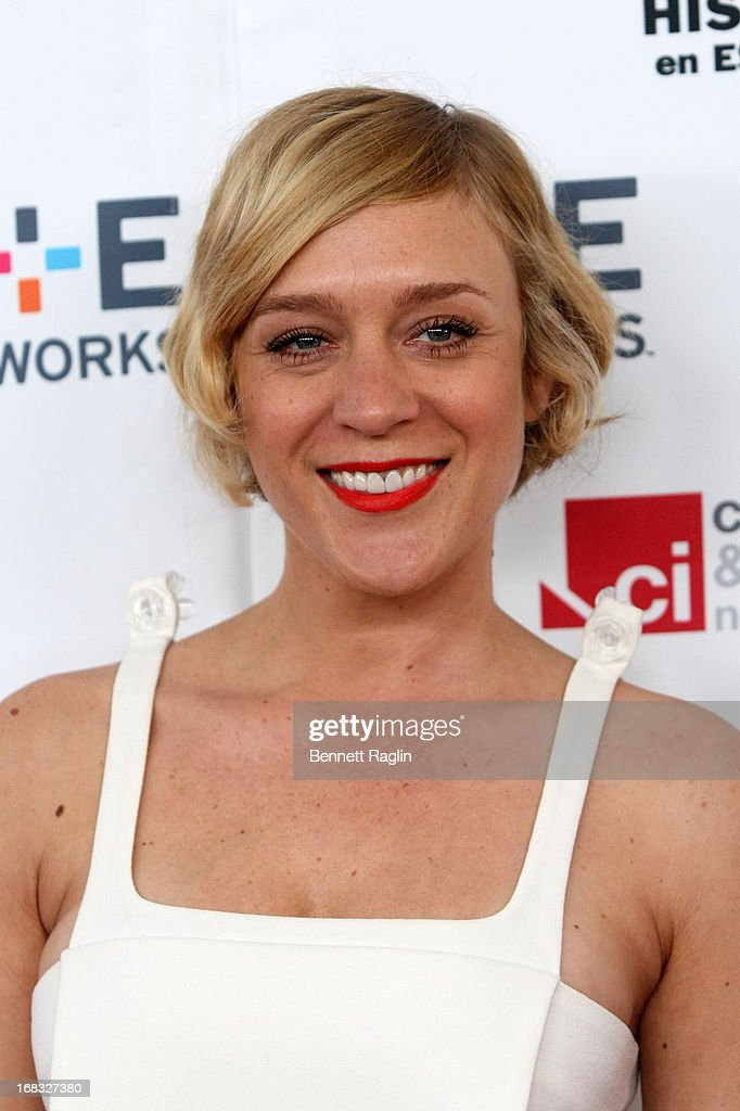 Actress Chloe Sevigny attends the 2013 A+E Networks Upfront at Lincoln Center on May 8, 2013 in New York City.