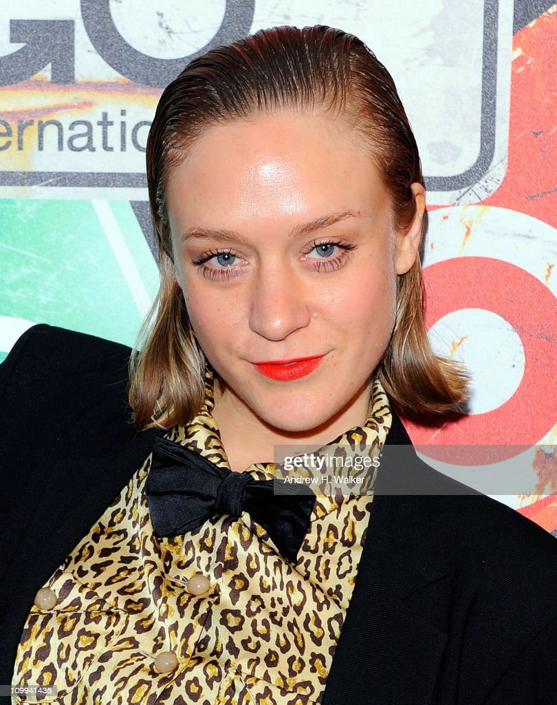 Actress <a gi-track='captionPersonalityLinkClicked' href=/galleries/search?phrase=Chloe+Sevigny&family=editorial&specificpeople=201550 ng-click='$event.stopPropagation()'>Chloe Sevigny</a> attends the GO International Designer Collective Launch at the Ace Hotel on March 10, 2011 in New York City.