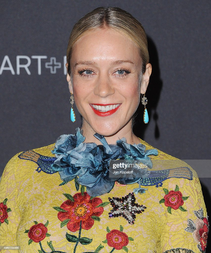 Actress <a gi-track='captionPersonalityLinkClicked' href=/galleries/search?phrase=Chloe+Sevigny&family=editorial&specificpeople=201550 ng-click='$event.stopPropagation()'>Chloe Sevigny</a> attends the LACMA Art + Film Gala honoring Alejandro Gonzalez Iarritu and James Turrell and presented by Gucci at LACMA on November 7, 2015 in Los Angeles, California.