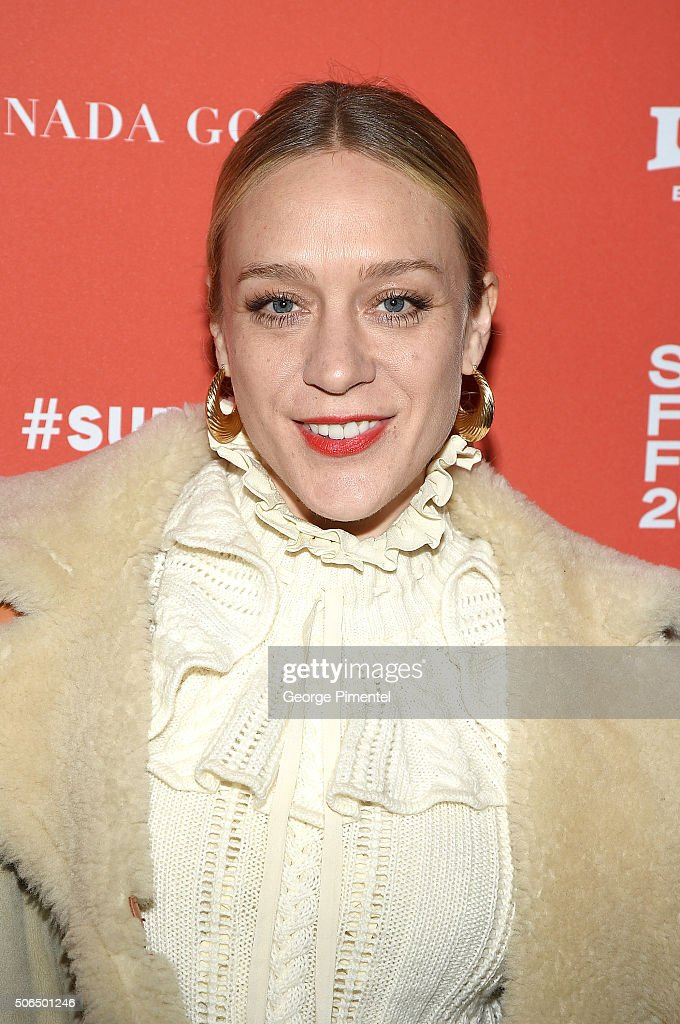 Actress <a gi-track='captionPersonalityLinkClicked' href=/galleries/search?phrase=Chloe+Sevigny&family=editorial&specificpeople=201550 ng-click='$event.stopPropagation()'>Chloe Sevigny</a> attends the 'Love & Friendship' Premiere during the 2016 Sundance Film Festival at Eccles Center Theatre on January 23, 2016 in Park City, Utah.