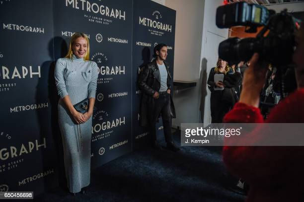 Actress Chloe Sevigny attends the Metrograph 1st Year Anniversary Party at Metrograph on March 8 2017 in New York City