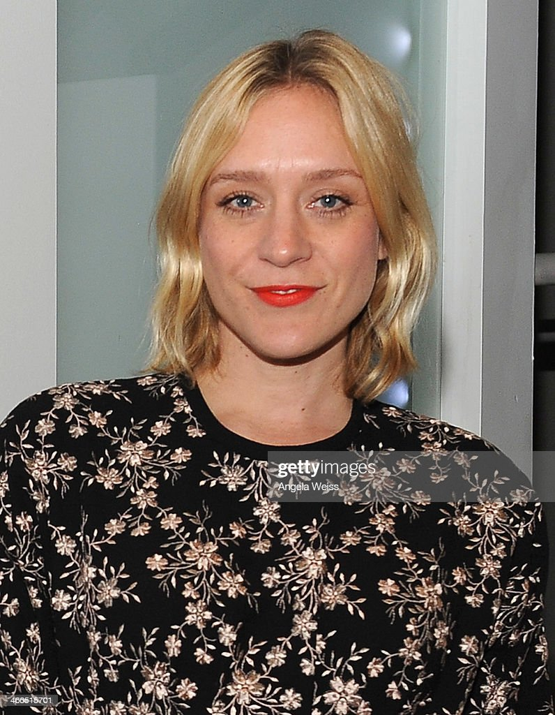 Actress Chloe Sevigny attends the screening of 'The Wait' at Downtown Independent Theater on February 1, 2014 in Los Angeles, California.