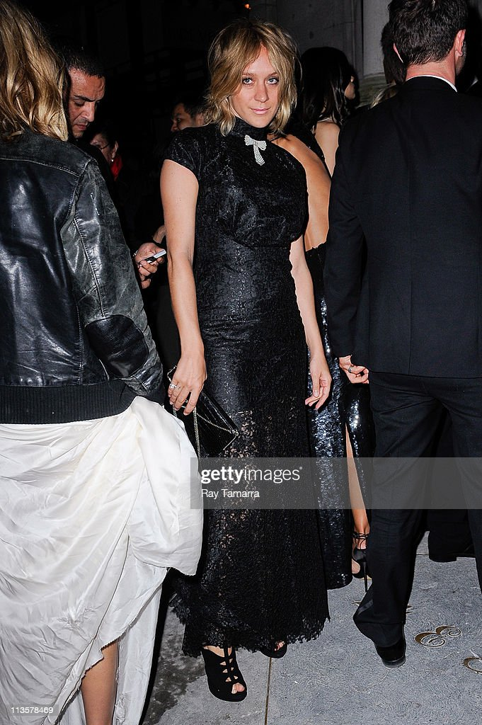 Actress Chloe Sevigny enters the Crown Restaurant on May 2, 2011 in New York City.