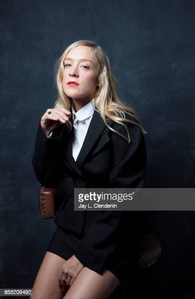 Actress Chloe Sevigny from the film 'Lean on Pete' poses for a portrait at the 2017 Toronto International Film Festival for Los Angeles Times on...