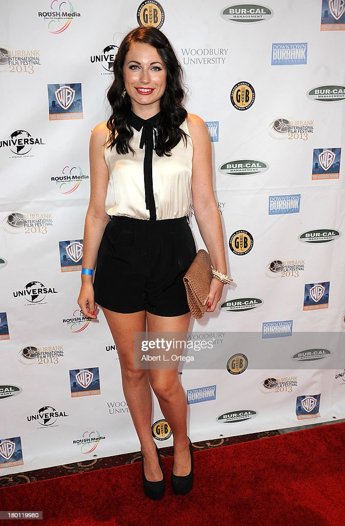 Actress Chloe Zak arrives for The Burbank Film Festival - Closing Night Gala Dinner and Awards Ceremony held at Castaways on September 8, 2013 in Burbank, California.