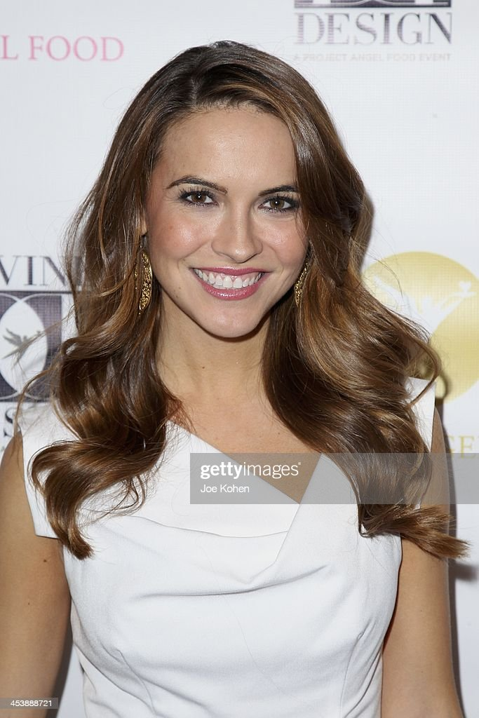 Actress <a gi-track='captionPersonalityLinkClicked' href=/galleries/search?phrase=Chrishell+Stause&family=editorial&specificpeople=675283 ng-click='$event.stopPropagation()'>Chrishell Stause</a> attends the Opening Night Party For Divine Design 2013 on December 5, 2013 in Beverly Hills, California.