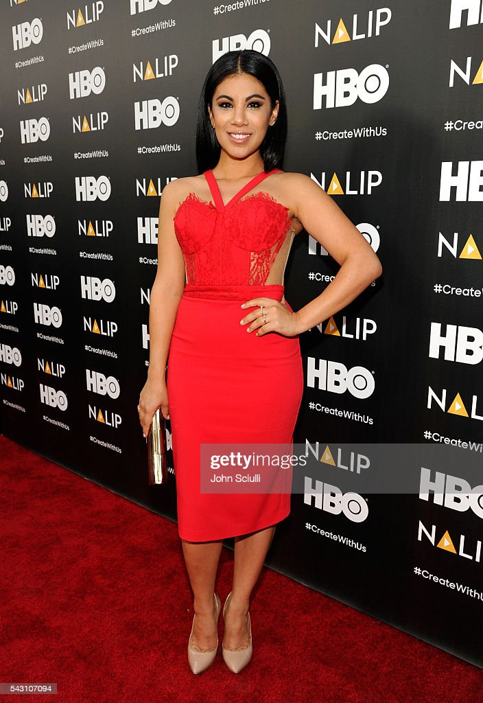 Actress <a gi-track='captionPersonalityLinkClicked' href=/galleries/search?phrase=Chrissie+Fit&family=editorial&specificpeople=8807904 ng-click='$event.stopPropagation()'>Chrissie Fit</a> attends the NALIP 2016 Latino Media Awards at Dolby Theatre on June 25, 2016 in Hollywood, California.
