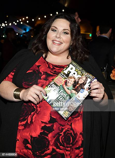 Actress Chrissy Metz attends People's 'Ones to Watch' event presented by Maybelline New York at EP LP on October 13 2016 in Hollywood California