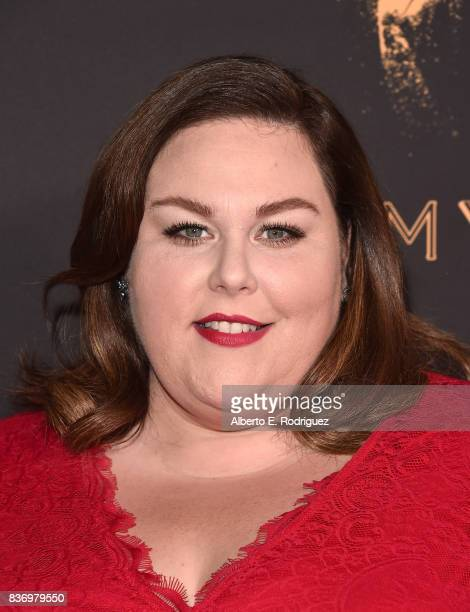 Actress Chrissy Metz attends the Television Academy's Performers Peer Group Celebration at The Montage Beverly Hills on August 21 2017 in Beverly...