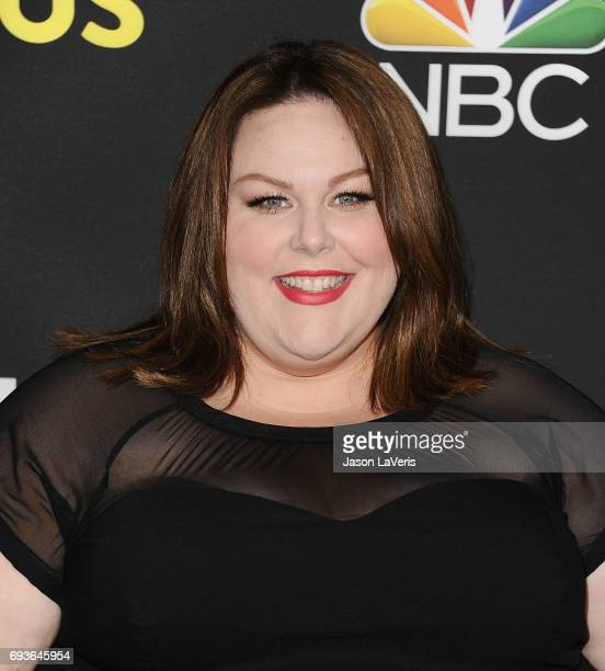 Actress Chrissy Metz attends the 'This Is Us' FYC screening and panel at The Cinerama Dome on June 7 2017 in Los Angeles California