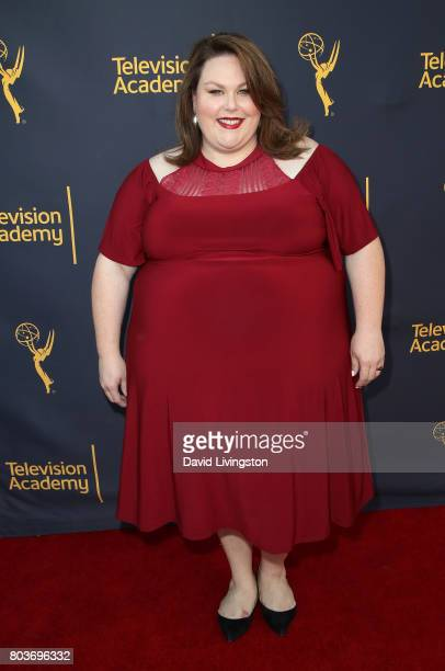 Actress Chrissy Metz attends the Words Music event hosted by the Television Academy at Wolf Theatre on June 29 2017 in North Hollywood California
